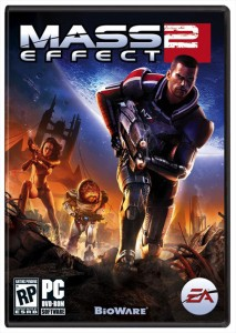 copertina mass effect 2