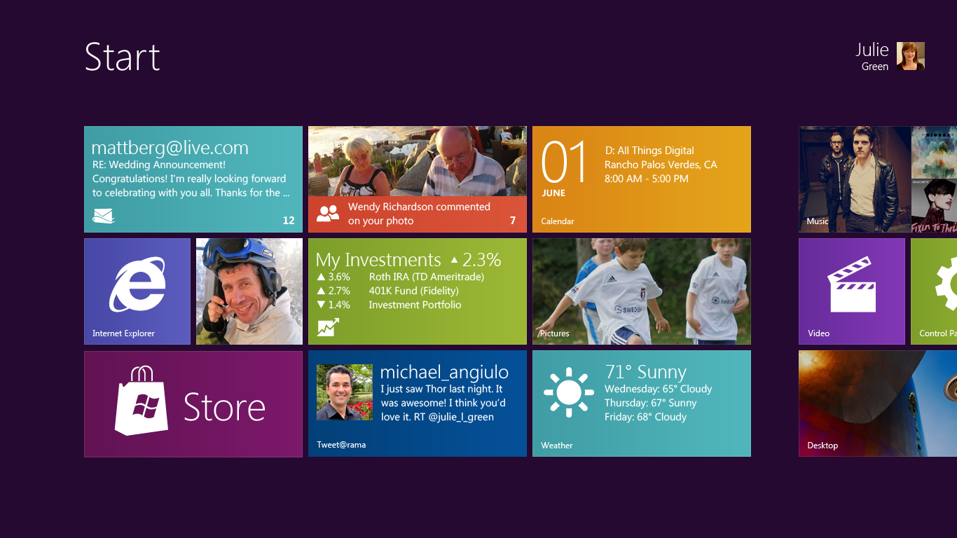 Recensione Windows 8