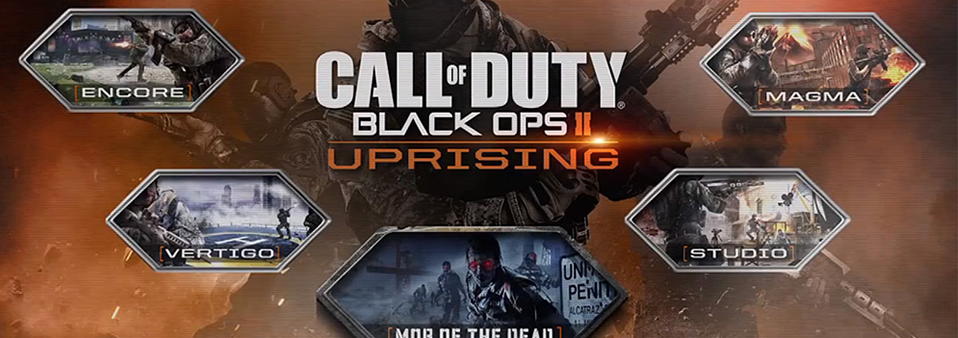 Black Ops 2 : Uprising DLC