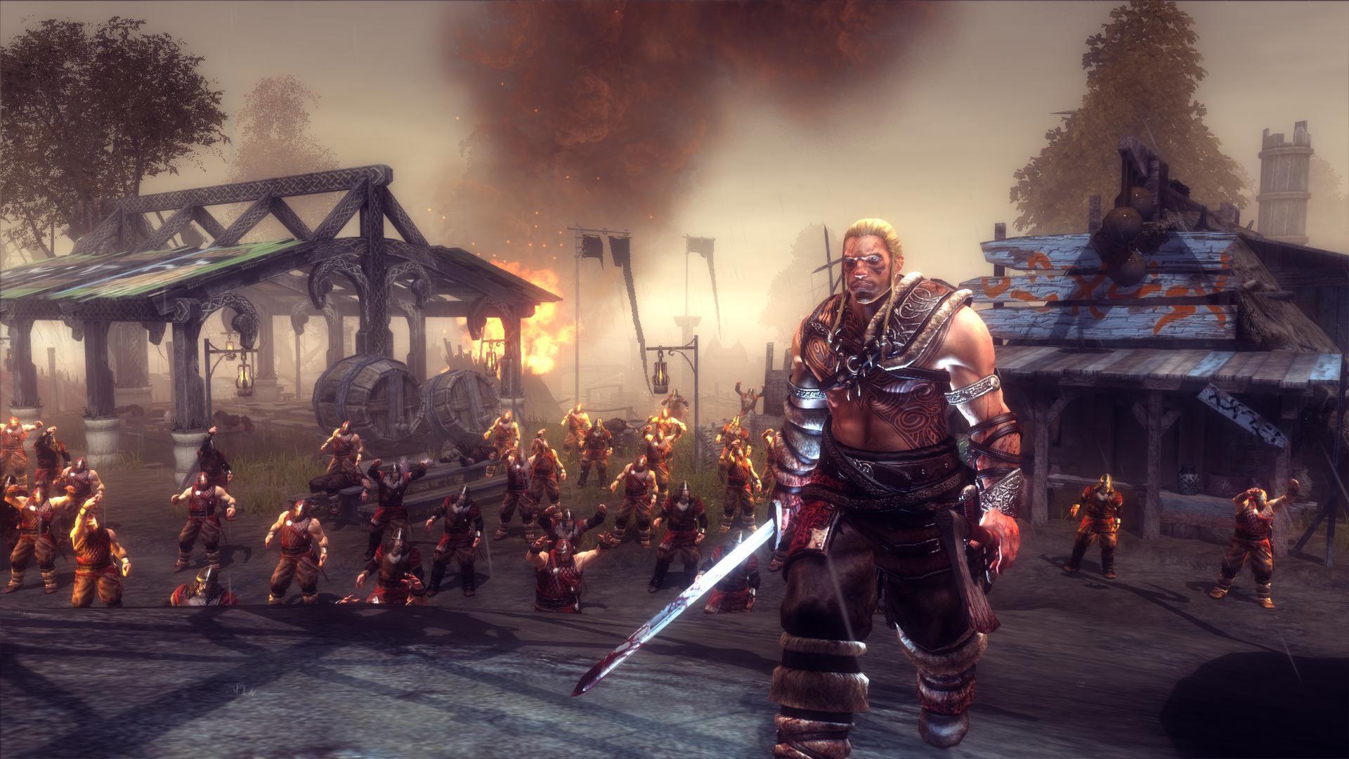 vikings battle for asgard pc