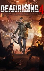 Dead Rising 4 Vertical Key Art