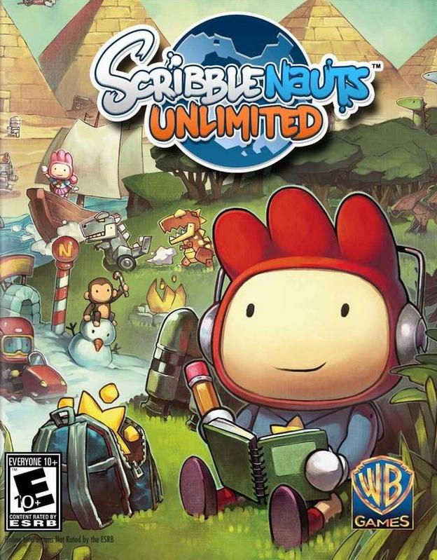 Scribblenauts unlimited free ios