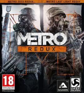 Metro Redux Cover