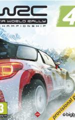 WRC4 copertina