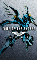 ZONE OF THE ENDERS THE 2nd RUNNER - M∀RS Cover