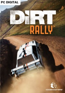 dirt rally alternative cover