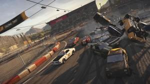next car game background