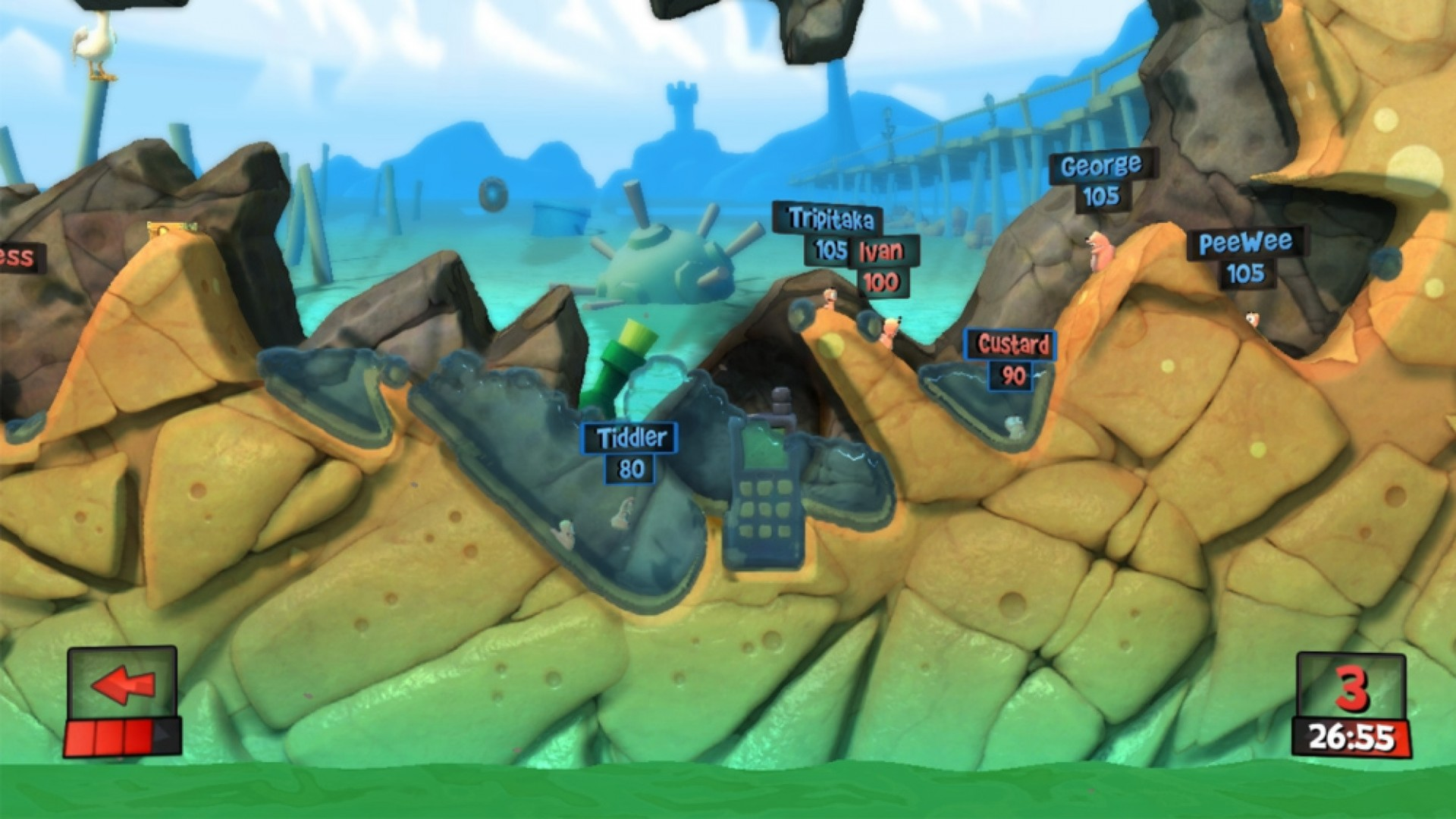 Worms Revolution Steam   BABBANO gaming