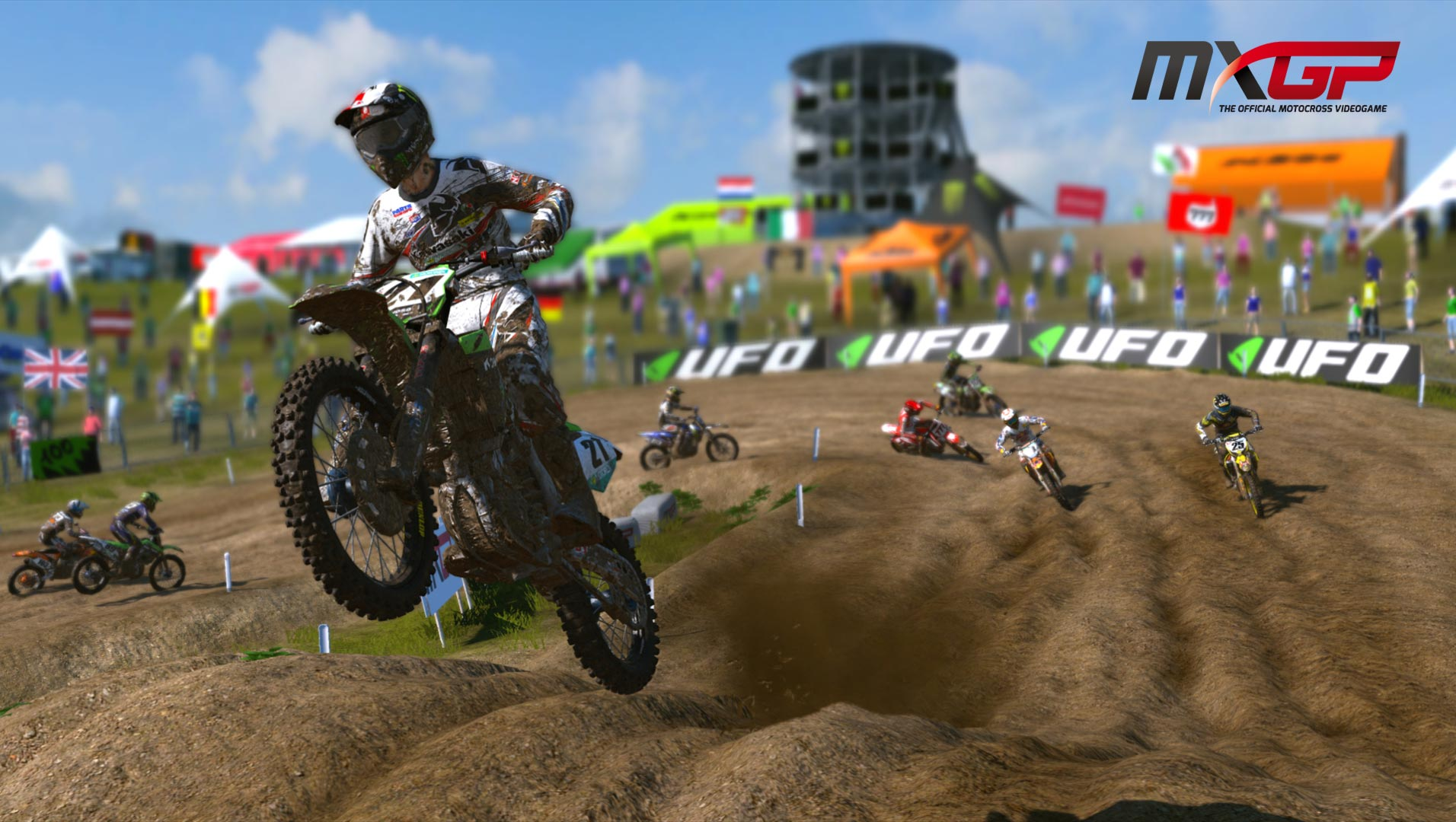 Mxgp The Official Motocross Videogame Steam Babbano Store