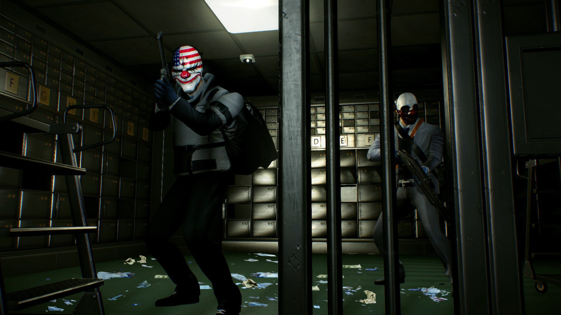 Payday 2 Ultimate Edition Account Steam Account Steam