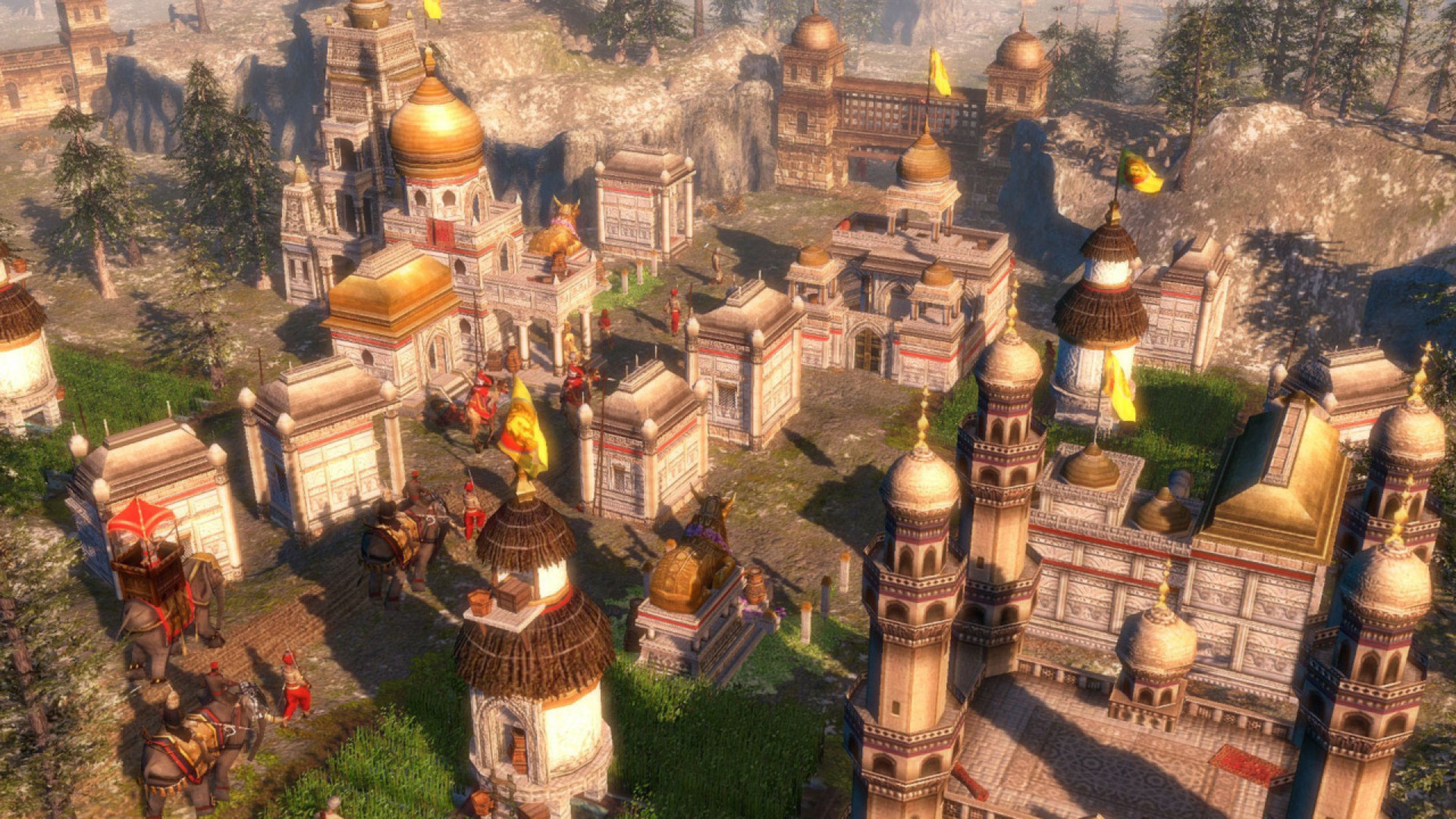age of empires 3 asian dynasties download
